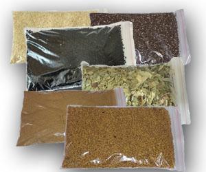Семена, специи и травы
