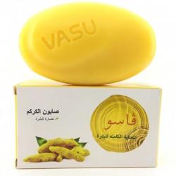 Мыло Vasu Turmeric Soap с куркумой 125гр