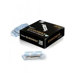 Лезвия односторонние EUROMAX 100шт