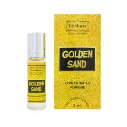 """Духи масляные """"Golden Sand"""" Firdaus 6 мл."""