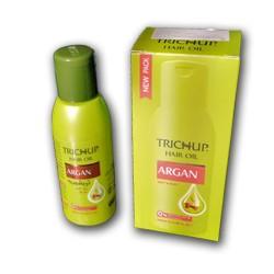 Масло для волос Trichup аргановое Vasu Индия 100 мл