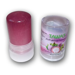 Дезодорант Кристалл Алунит с экстрактом мангостина Tawas 120гр