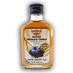 Масло черного тмина Сирийское Sahra 100мл